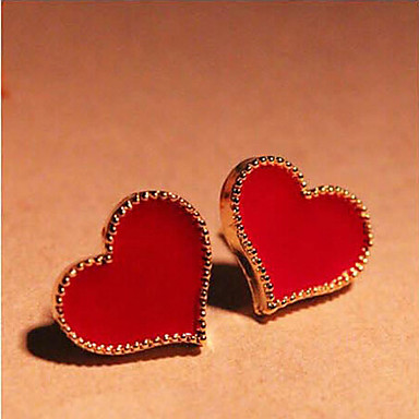 """""""New Arrival Hot Selling High Quality Drip Heart Earrings"""""""