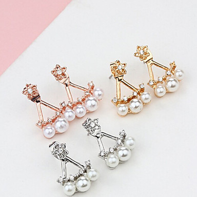 """New Arrival Hot Selling High Quality Fashional Pearl Earrings"""