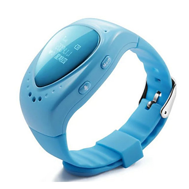 Buy 2015 Kid Children Smart Watch Children's Safety WiFi+LBS+GPS Three Mode Positioning
