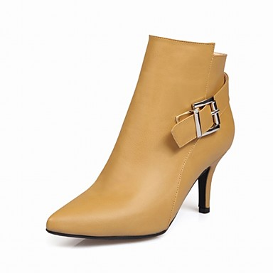 Zapatos de mujer tac n stiletto puntiagudos botas a - Zapatos de trabajo ...