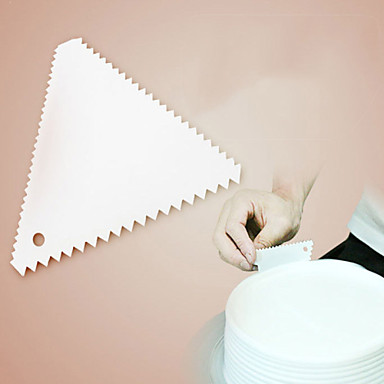Buy 3 1 Cake Cream Wave Scraper Decorating Tools