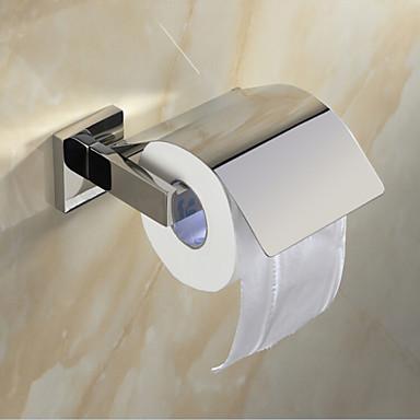 Set de accesorios de ba o soporte para papel higi nico for Set de bano acero inoxidable