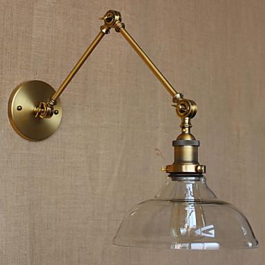 lamp modern glass bronze cafe ikea decorative wall lamp 4822241 2016. Black Bedroom Furniture Sets. Home Design Ideas