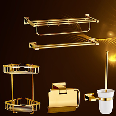Set di accessori per il bagno Ti-PVD A muro 60cm*21cm*14cm ...