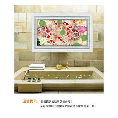 Animali natura morta paesaggio adesivi murali adesivi - Adesivi da parete ikea ...