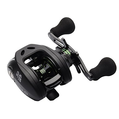 9 1 bb 6 3 1 low profile baitcasting reel right hand bait for Fish drops reels