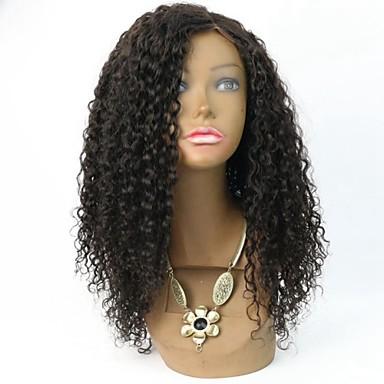 Wig Afro human kinky curly hair