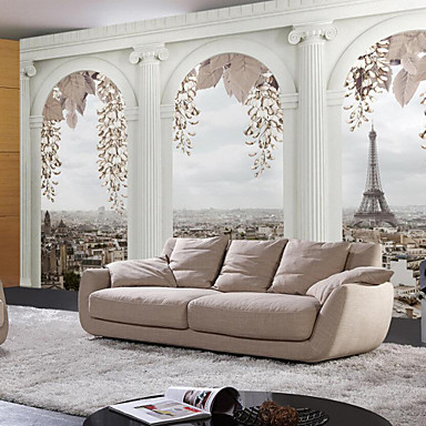 Jammory art deco wallpaper retro wall covering other 3d for Art deco wallpaper mural