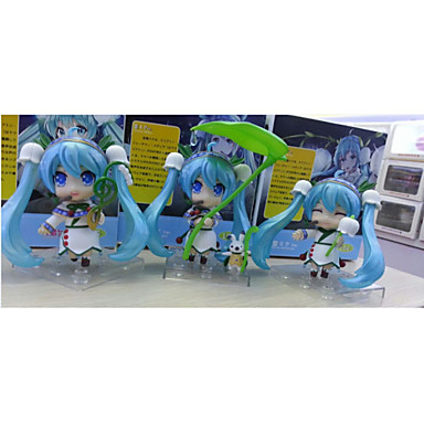 Buy Vocaloid Hatsune Miku PVC One Size Anime Action Figures Model Toys 8cm