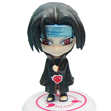 Buy Naruto Sasuke Uchiha 7CM Anime Action Figures Model Toys Doll Toy