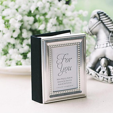 20th Wedding Anniversary Mini Photo Album Favor Place Card Holder Party Favors 4994039 2016