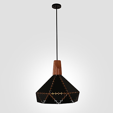 40w pendant light traditional classic painting feature