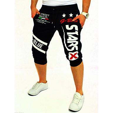 Men's Active Sweatpants Pants,Active Letter