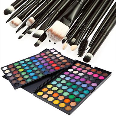 120 colors professional dazzling matte shimmer 3in1 - Palette gratuite pour particulier ...