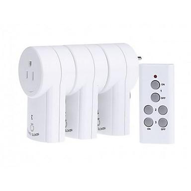 fournitures industrielles prise interrupteur de commande distance de la maison intelligente. Black Bedroom Furniture Sets. Home Design Ideas