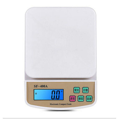 F 400a electronic kitchen scale baking food said 0 1 mini for Kitchen scale for baking