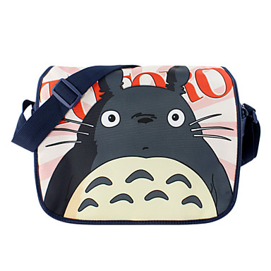 Buy Bag Inspired Neighbor Totoro Cosplay Anime Accessories Black Nylon Male / Female