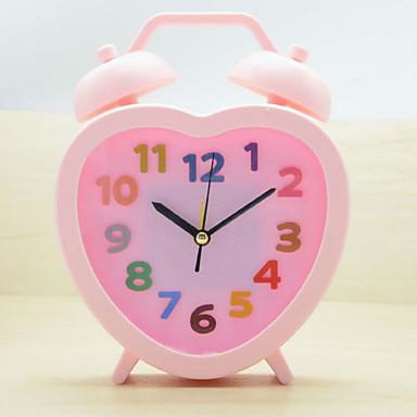 Color Random Small Alarm Clock Students Watch Creative