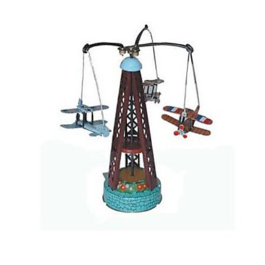 Novelty Lamp Crossword : Novelty Toy Stress Relievers Puzzle Toy Wind-up Toy Novelty Toy Aircraft Windmill Metal Bronze ...