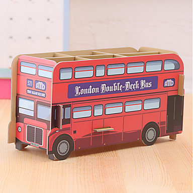 how to make a bus from a cardboard box