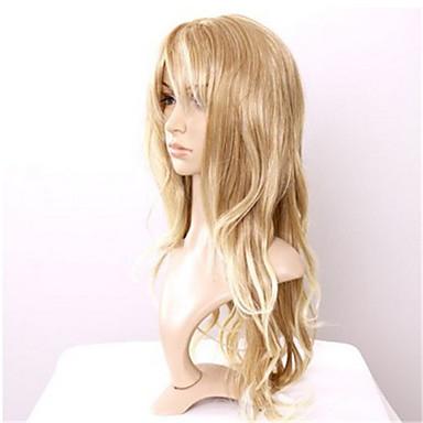 Cheap Blonde Costume Wigs 16