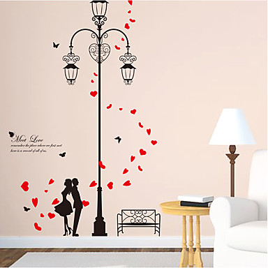 Bot nico romance naturaleza muerta pegatinas de pared - Calcomanias para paredes ...