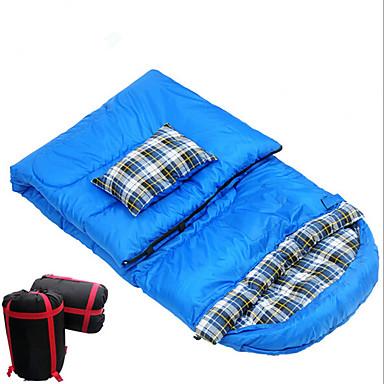 sac de couchage rectangulaire simple 5 15 coton creux. Black Bedroom Furniture Sets. Home Design Ideas