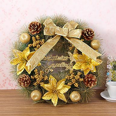 Decoraci n de la corona de navidad 5397500 2017 for Decoraciones para el hogar catalogo