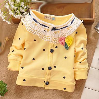 Girl's Sweater & Cardigan Cotton Spring / Fall