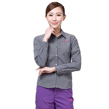 Makino Women's Outdoor Sport Convertiable Quick-drying Shirt 3060-2