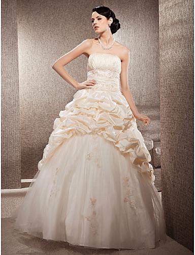 Zavanna robe de mari e taffetas tulle 2012 blanc ivoire rose champagne de 2 - Couleur blanc ivoire ...