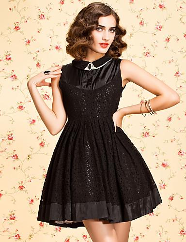 Vestido de encaje estilo vintage