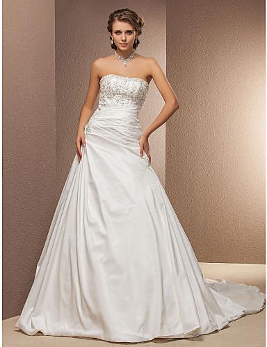 lanting bride trap ze petites tailles grandes tailles robe de mariage classique. Black Bedroom Furniture Sets. Home Design Ideas