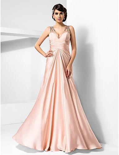Dicas e modelos de vestido rosa quartzo! Dakota Johnson