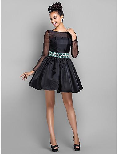 Vestido com transparência preto de Jessie J – Grammy Awards 2015