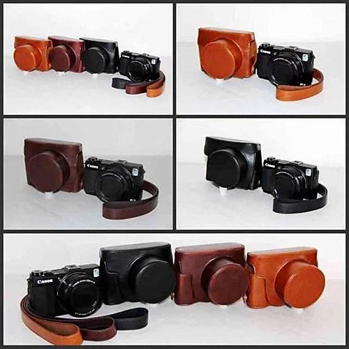 Canon bridge powershot g1x sx50hs sx500is sx40hs camera case bag shoulder card видео и фототехника