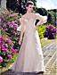 ASPEN - Kleid für die Braut aus Organza