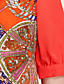 TS Tribal Print Loose Blouse Shirt (More Colors)