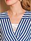 TS Loose Stripes Long Sleeve Shirt