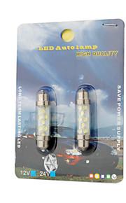bil LED lys T10 (sv42-9W)
