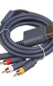 s video AV-kabel voor de Xbox 360