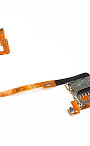 reparatie vervanging van onderdelen als sd card reader slot voor NDSi dsi