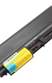 """Batteria a 9 celle per Lenovo ThinkPad R61 T61 T61p R61i serie (14,1 """"widescreen) r400 T400 42t5225 43r2499 42t4530 42t4531"""