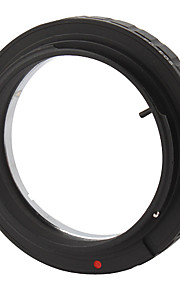 Metal MD Lens to Canon EOS Digital Camera Adapter Ring
