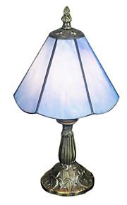 lampe de table tiffany avec 1 lumière