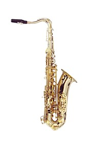 Hanbang - (HB-8008) Tenor Saxophone with Soft Case (Up To High F#)