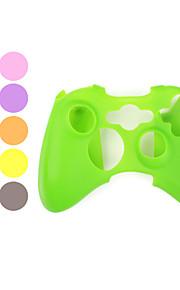 Beschermende siliconen case voor de Xbox 360 controller (verschillende kleuren)