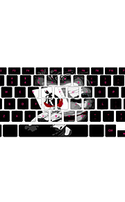 "Clown Pattern Keyboard Cover for 13"" 15"" Macbook Pro"