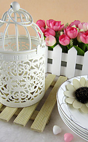 bruiloft decor vintage ijzer kaars lantaarn