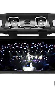 """15,6"""" (39,6cm) dakgemonteerde auto DVD-speler met ondersteuning voor games en SD-kaart"""